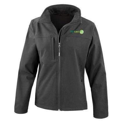 Agriland Jacket Female Front