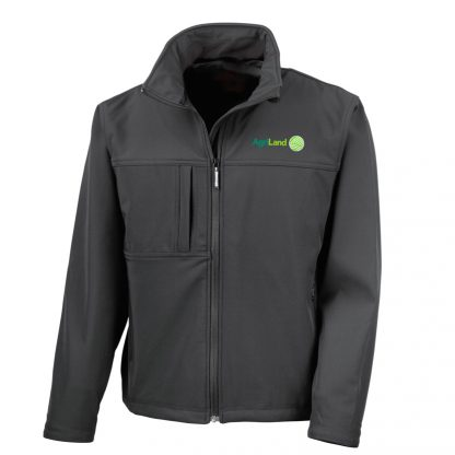 Agriland Jacket Male Front