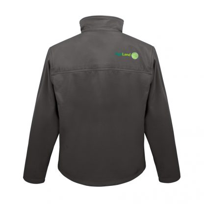 Agriland Jacket Male Back