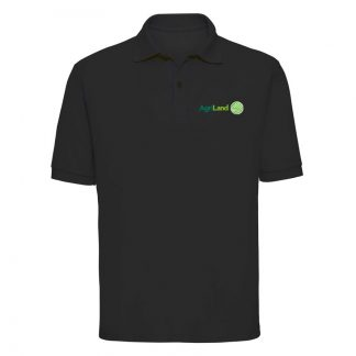 Agriland Polo Shirt Front